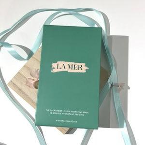 La mer the treatment lotion hydrating mask set